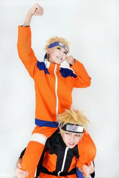 Костюм Узумаки Наруто/Uzumaki Naruto cosplay costume