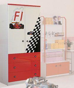 Шкаф для одежды Формула Milli Willi
