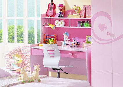 Детский письменный стол Milli Rose
