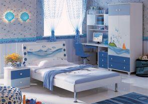 Детская комната Дельфин