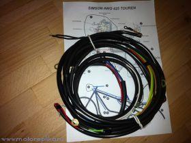 Проводка AWO 425 T