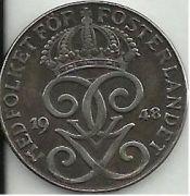 2 эре. 1948 год.