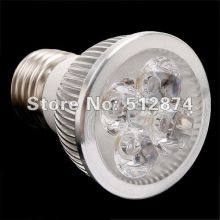 Светодиодная лампа LED E27 (теплый свет) 12W (эквивалент 90Ватт)