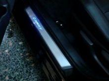 Накладки на пороги, с LED подсветкой