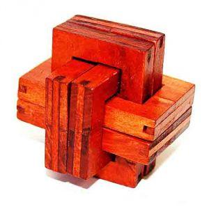 Головоломка деревянная К16