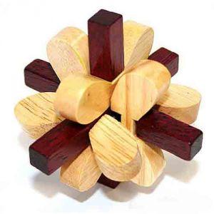 Головоломка деревянная К21