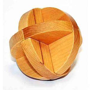 Головоломка деревянная К51