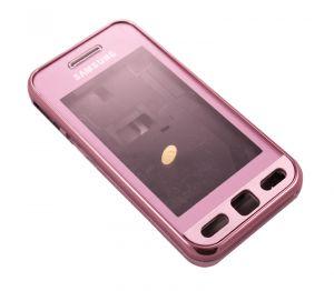 Корпус Samsung S5230 Wi-Fi (pink)