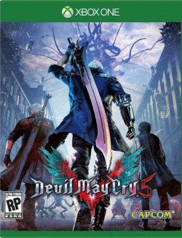 Игра Devil May Cry 5 (Xbox One)