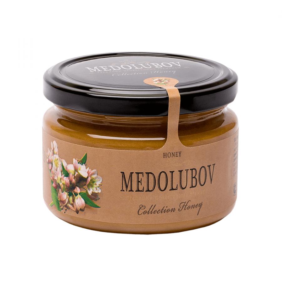 Мёд Medolubov гречишный 250мл