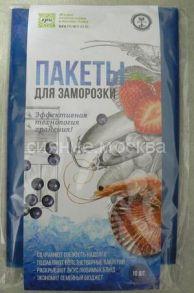 ГРИ-пакет для заморозки продуктов, 1 пакет