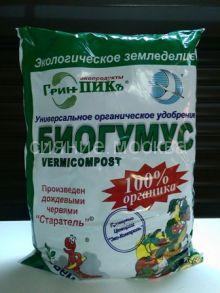 Биогумус Грин-ПИКъ, 25 л