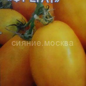 """Томат """"Фрегат"""" оранжевый, засолочный"""