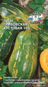 Тыква Грибовская Кустовая 189