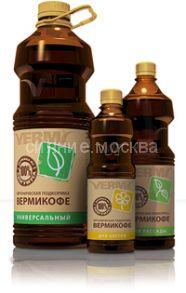 Органическая подкормка «ВермиКОФЕ» для рассады, 1 л