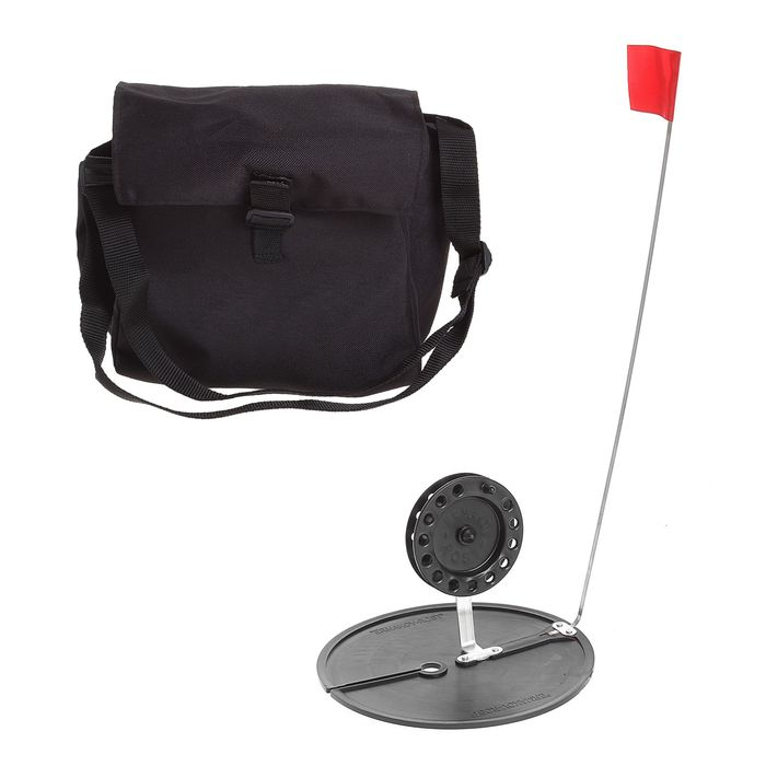 Жерлица набор в сумке d=200 mm, бол катуш d=90 mm Рост