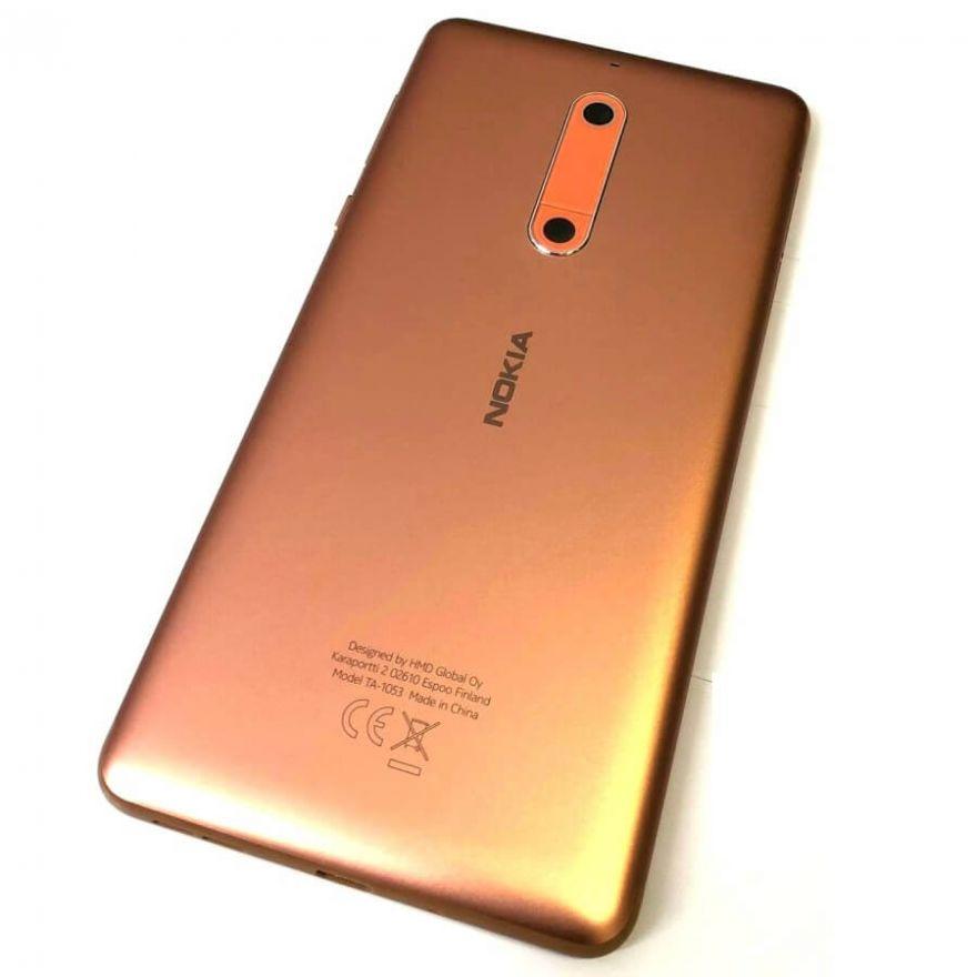 Задняя крышка (корпус) для Nokia 5 (Original)