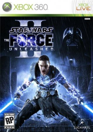 Игра Star Wars: The Force Unleashed 2 (Xbox 360)