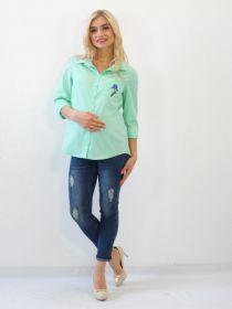 Рубашка для беременных У-42111 М