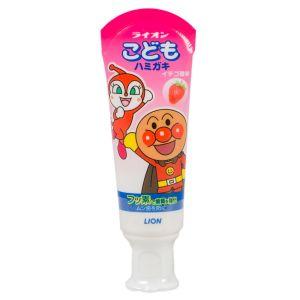Зубная паста детская LION Kodomo клубника