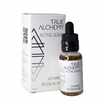 Леврана - Сыворотка масляная Vitamin E in Squalane, 30 мл