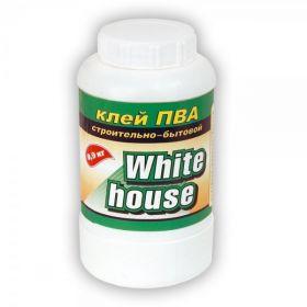 Клей ПВА White House 2.4кг Строительно-Бытовой