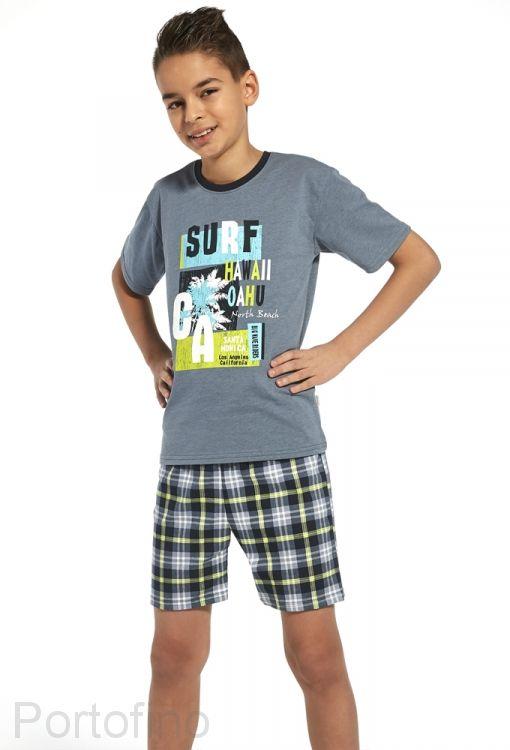 790-70 Пижама для мальчиков Cornette