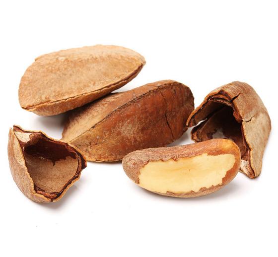 Бразильский орех в скорлупе, кг