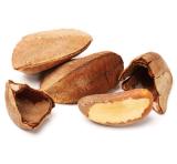Бразильский орех в скорлупе купить в СПб