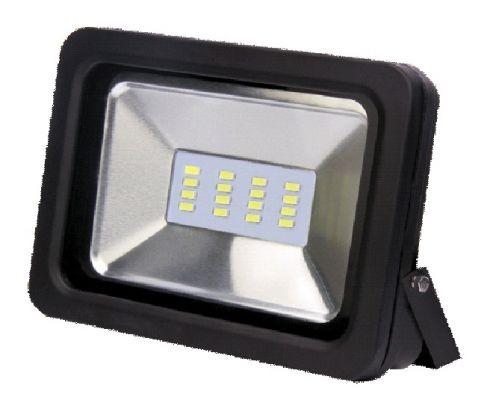 ASD/LLT прожектор св/д СДО-5-10-PRO 10W(750lm) SMD 6500K 6K 122x86x26 160-260V IP65
