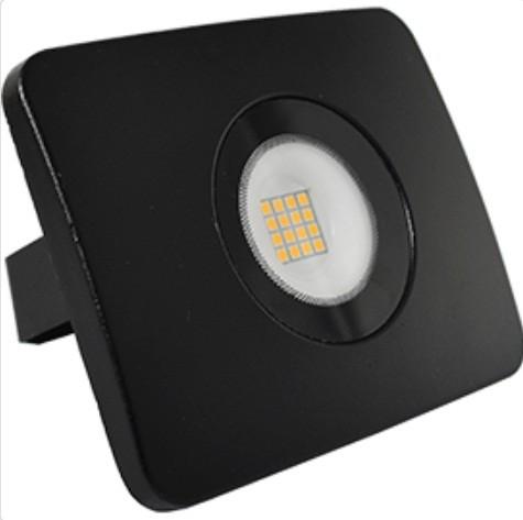 Ecola прожектор св/д 20W 2800 2K 120x95x36 тонкий черный IP65 JPBW20ELB