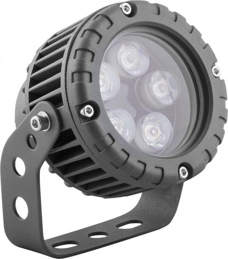Feron Прожектор св/д, D95xH130, IP65 5W 85-265V, теплый белый,LL-882 , артикул 32138