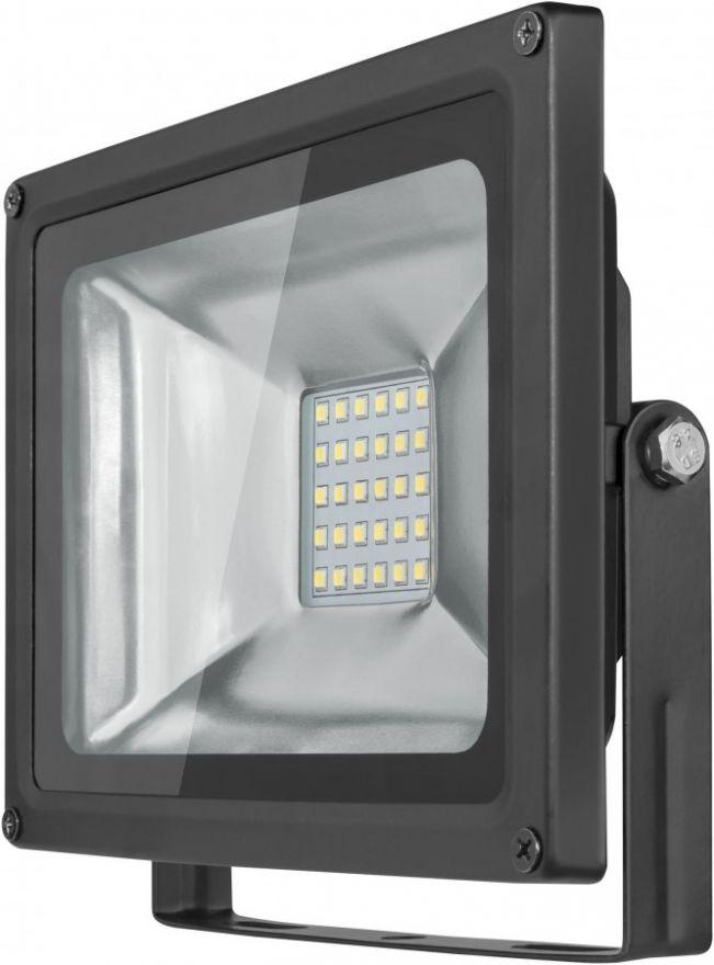 ОНЛАЙТ прожектор св/д 30W красный 179х139х44 OFL-30-RED-BL-IP65-LED 61177