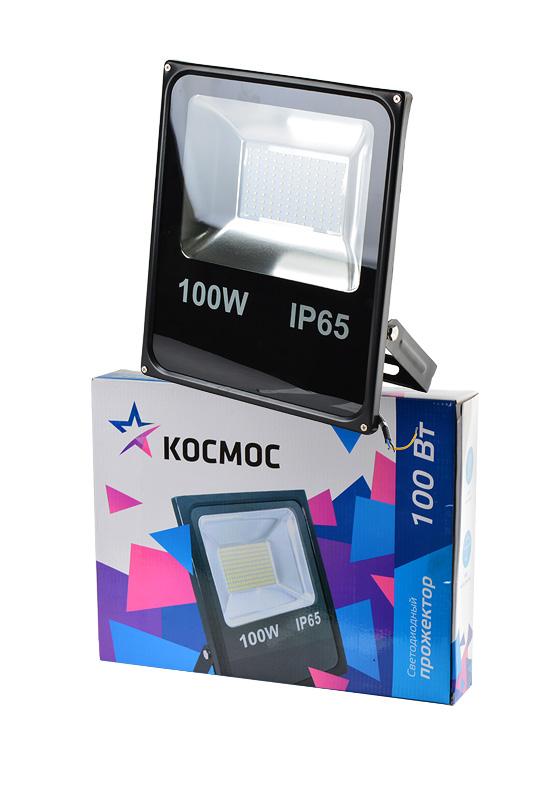 Светодиодный прожектор Космос 100W K_PR5_LED_100