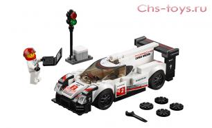 Конструктор Lari Speeds Porsche 919 Hybrid 10942 (75887) 169 дет