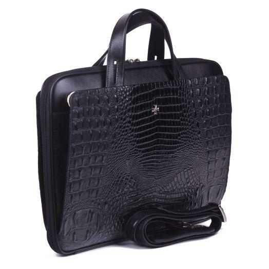 Портфель-сумка 9753-N.Bambino Black