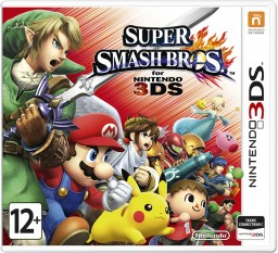 Игра Super Smash Bros (Nintendo 3DS)