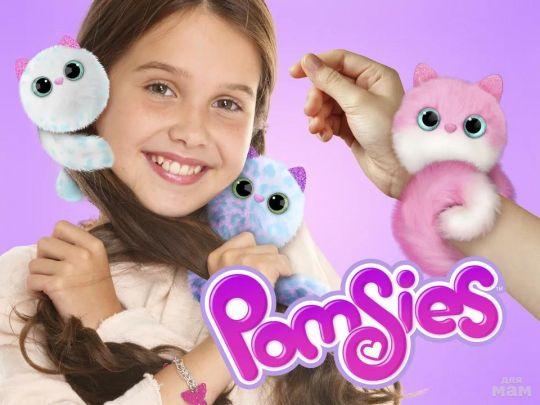 Интерактивная игрушка Pomsies питомец Помси
