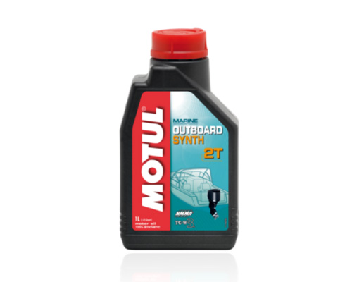 Motul Outboard Synth 2T, 5L