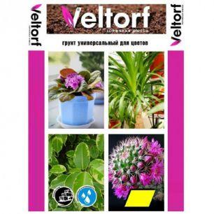 """Грунт для цветов универсальный 10л """"Veltorf"""""""