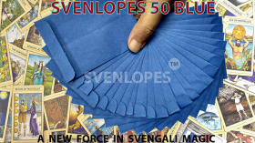 Svengali Envelopes (Blue) by Sven Lee