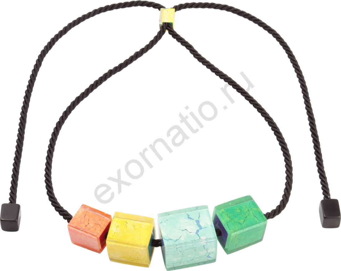Колье Zsiska 71701020894Q04. Коллекция Coctail