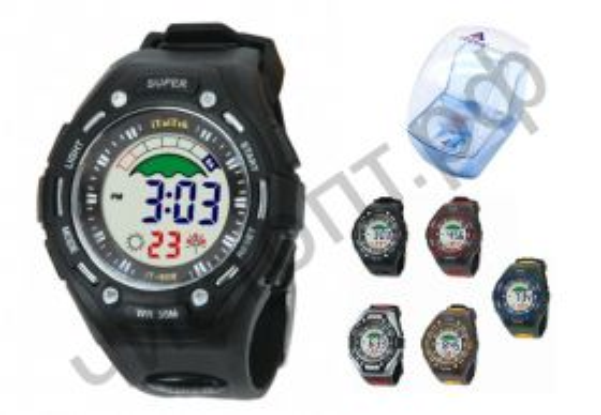 Часы наручные iTaiTek IT-808 подсветка ,таймер , будильник защита от дождя