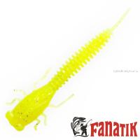 Мягкие приманки Fanatik X-Larva 4'' 100 мм / упаковка 5 шт / цвет: 024