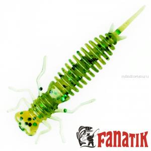 Мягкие приманки Fanatik Larva 4,5'' 115 мм / упаковка 5 шт / цвет: 005