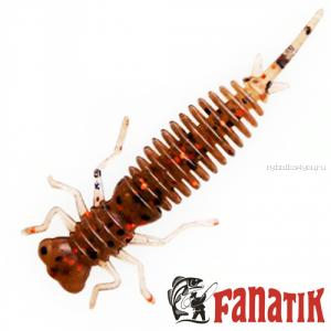 Мягкие приманки Fanatik Larva 4,5'' 115 мм / упаковка 5 шт / цвет: 006