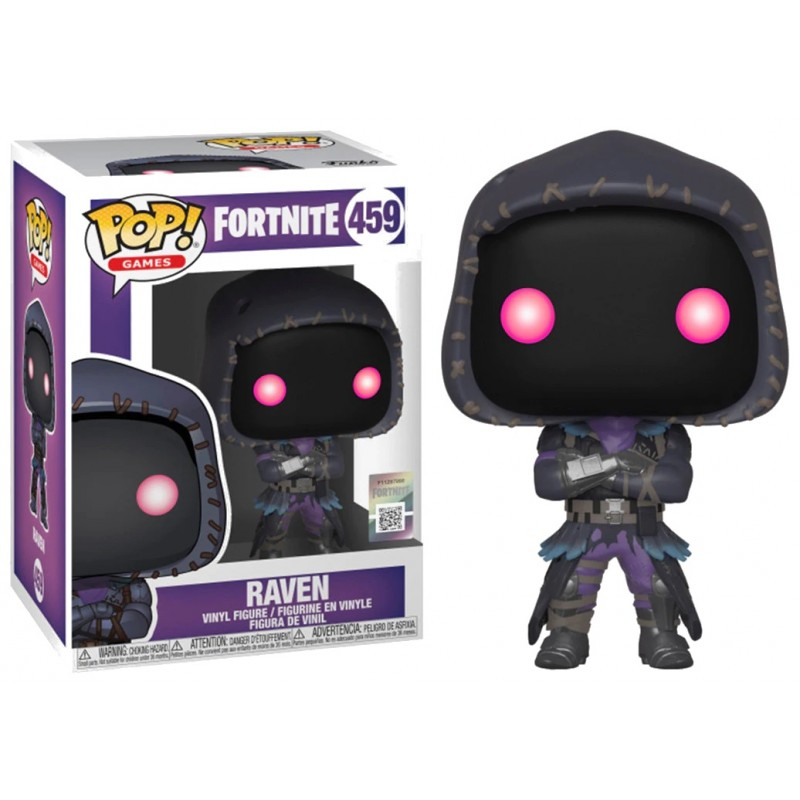 Фигурка Funko POP! Vinyl: Games: Fortnite S2: Raven 36020