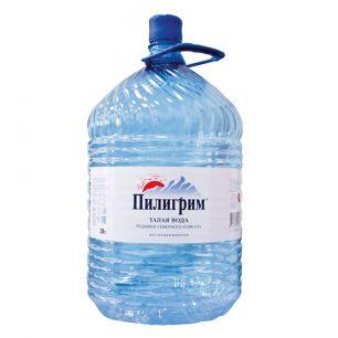 Доставка воды Пилигрим 19 литров пэт