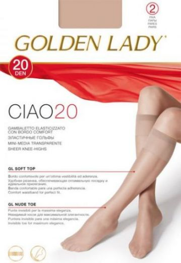 Гольфы GOLDEN LADY Ciao 20