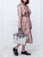 Деловая сумка Eleganzza Z38-169 multicolor-l.grey-beige